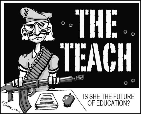 The Teacher's Arsenal